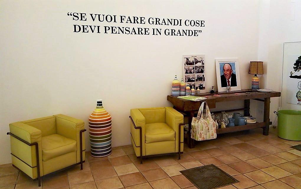 """La realtà visionaria di Savino Muraglia nel successo di un produttore """"capatosta"""""""