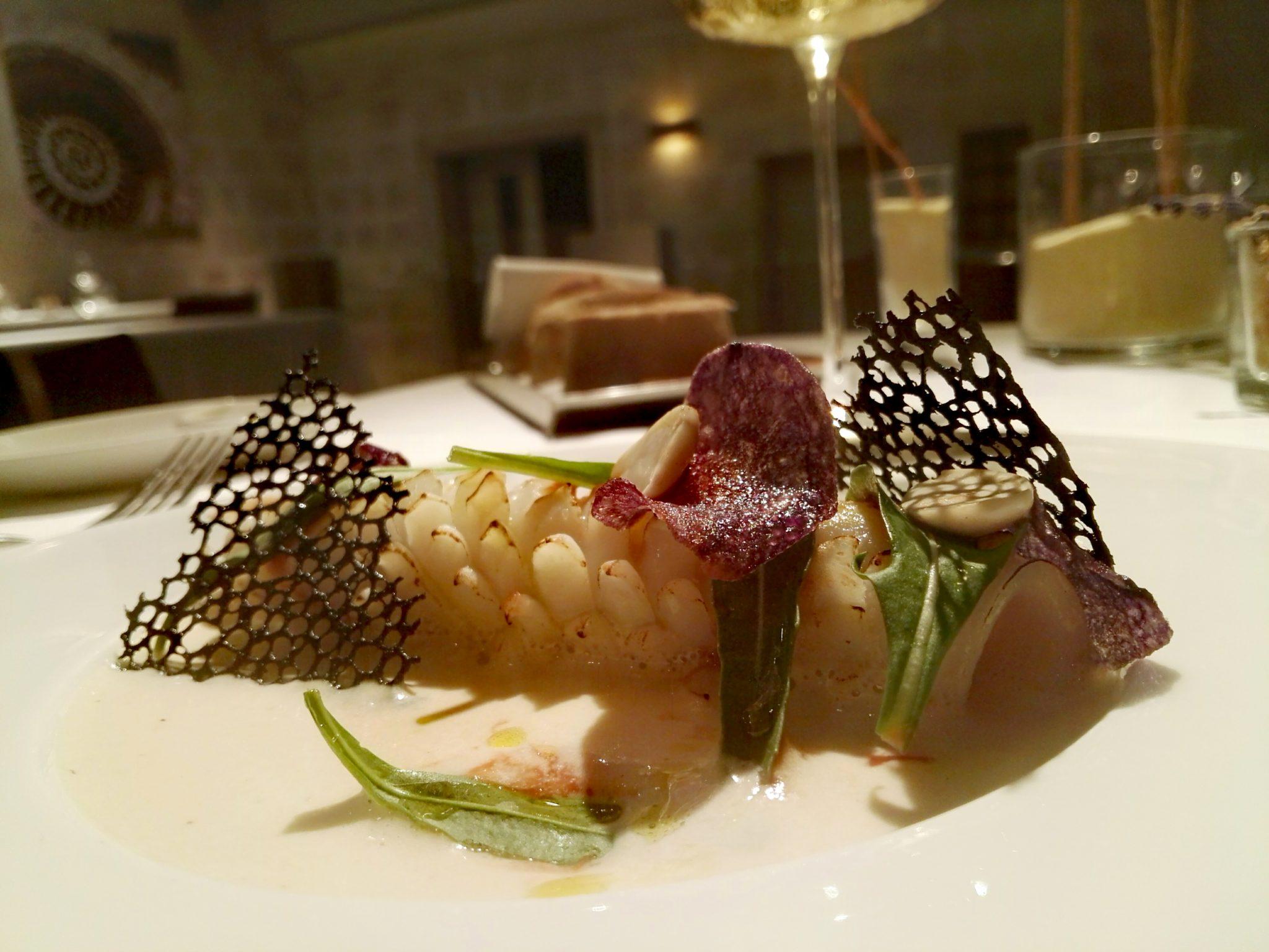 Garbo e ricercatezza nella cucina di Felice Sgarra al ristorante Umami di Andria